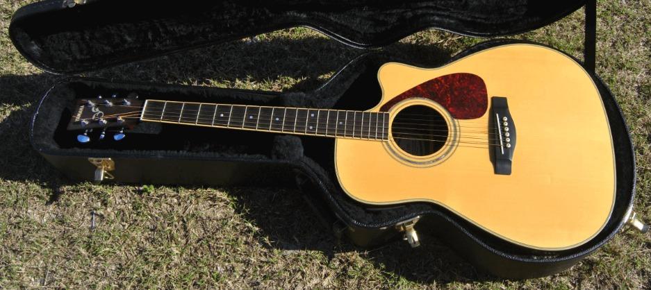 best yamaha acoustic guitars