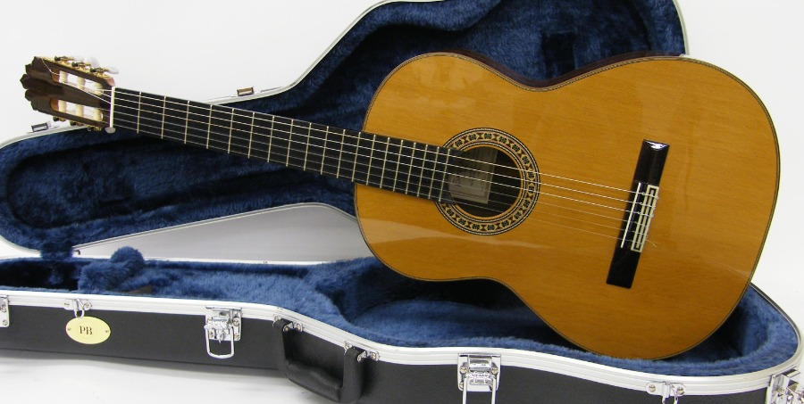 best left handed classical guitars