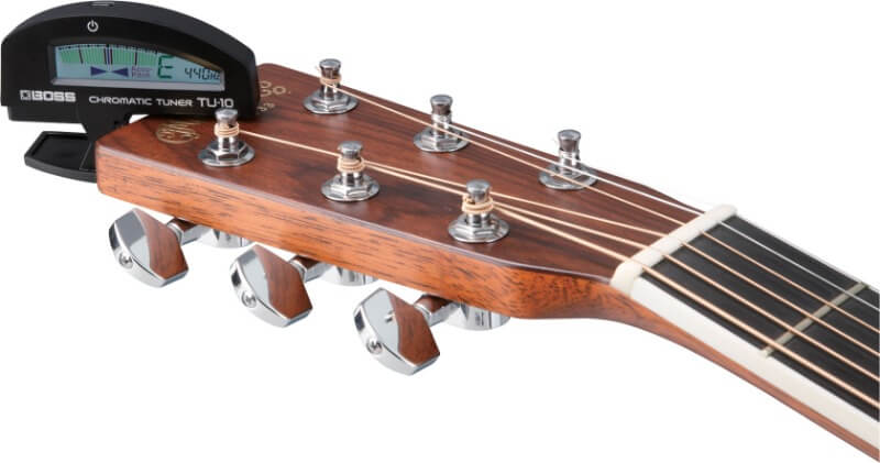 one of the best clip-on guitar tuners