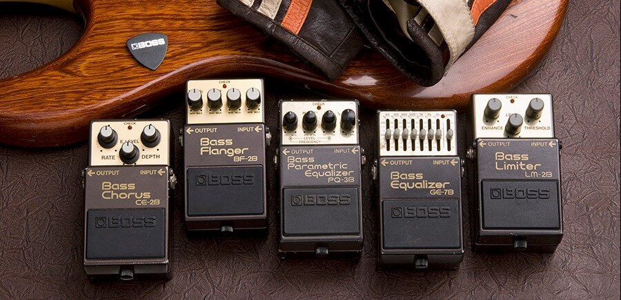 best bass distortion pedals