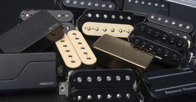 best Passive Pickups For Metal