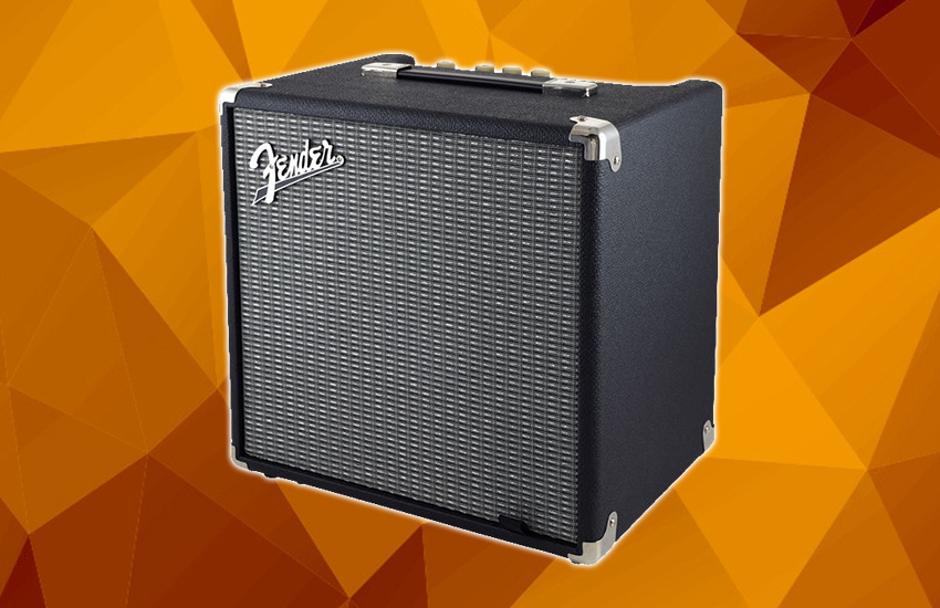 Fender Rumble 25 Review