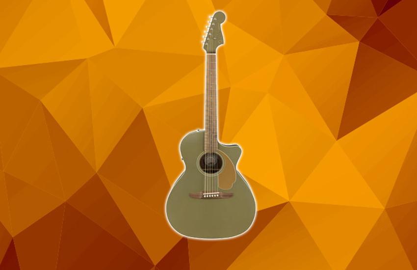 Fender Newporter Acoustic Guitar Review