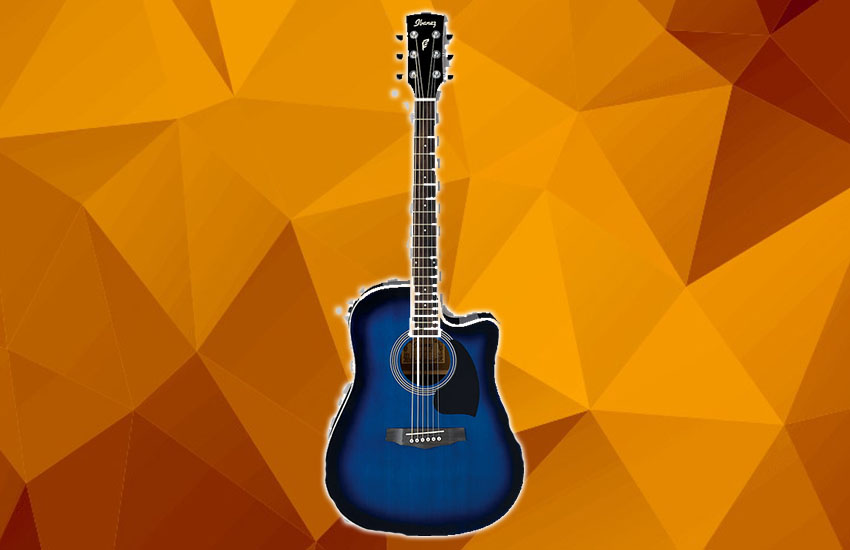 Ibanez V70CE Review