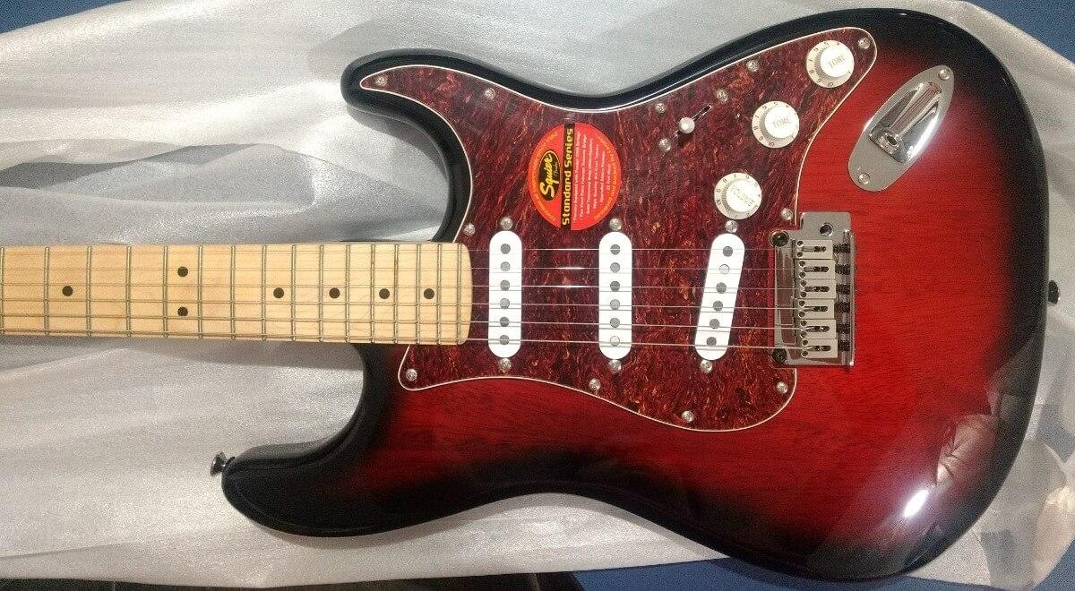 best squier guitars